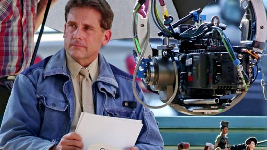 """Steve Carell in """"Welcome to Marwen."""""""