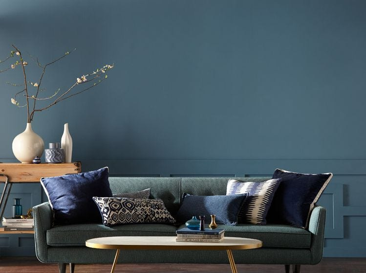 IN: Behr's 2019 Color of the Year, Blueprint.
