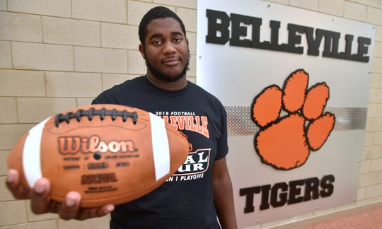 Detroit News No. 1 Blue Chip recruit Devontae Dobbs of Belleville is headed to Michigan State.