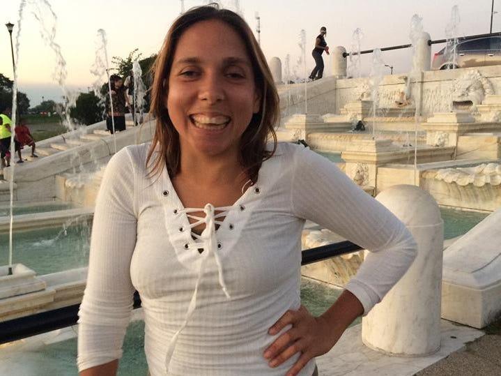 Blind Detroiter missing in Peru
