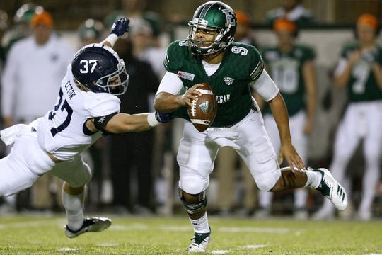 Eastern Michigan played in the Camellia Bowl last week, its second bowl game in three seasons.