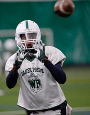 Tre Mosley, a receiver from West Bloomfield, is polished enough to compete for immediate playing time next fall for Michigan State.