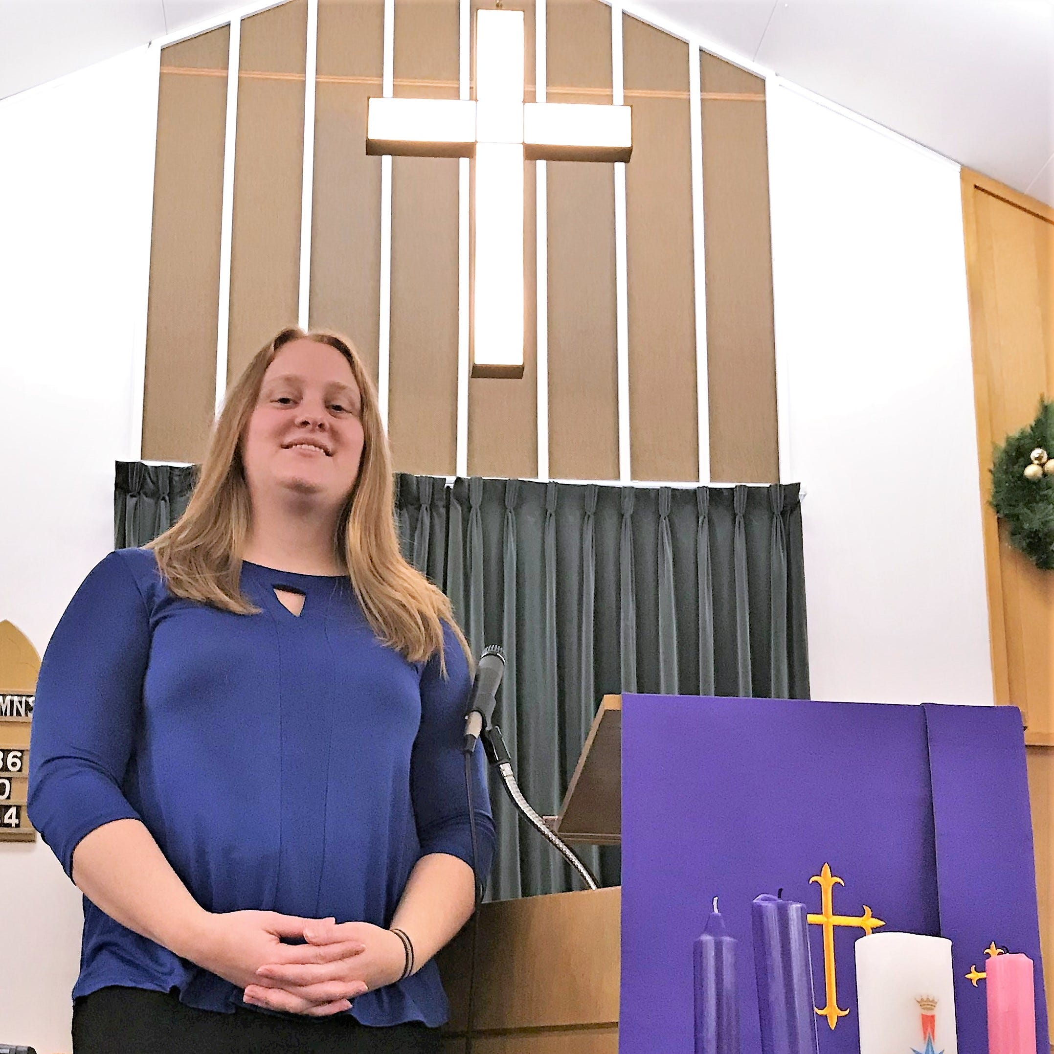 New pastor brings Southern charm, fresh outlook to Pine City church