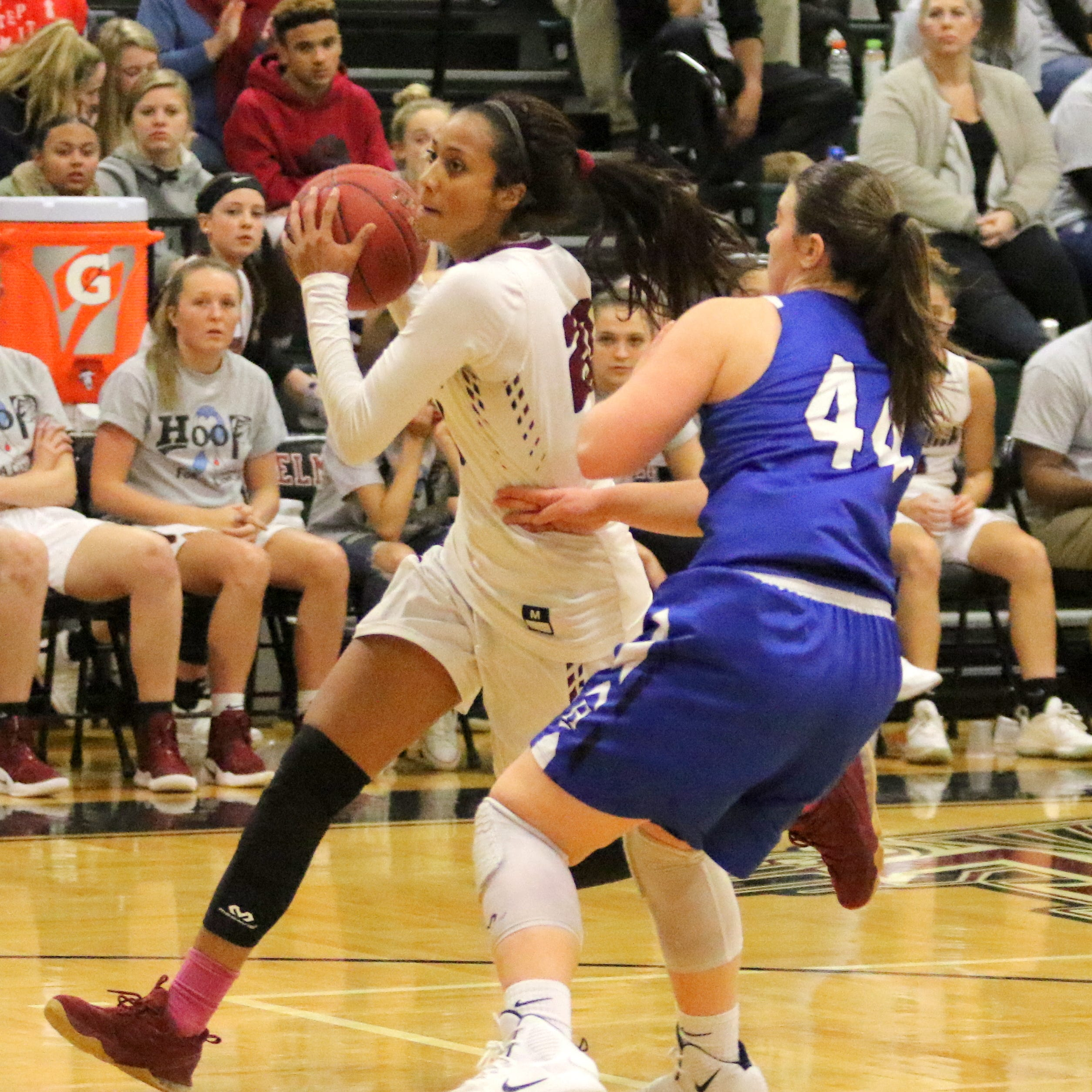 Zaria DeMember-Shazer's triple-double leads Elmira girls past Horseheads