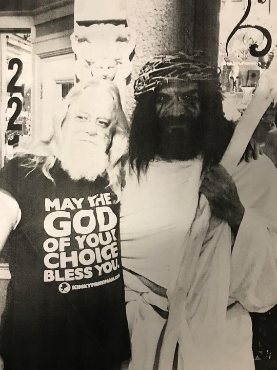 David Stanley and Fort Myers' street Jesus