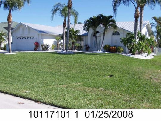 This home at  5215 SW 28th Place, Cape Coral, recently sold for $490,000.