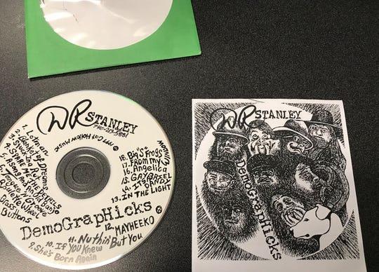 David Stanley's CD