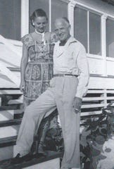 Sydney and Berne Davis.