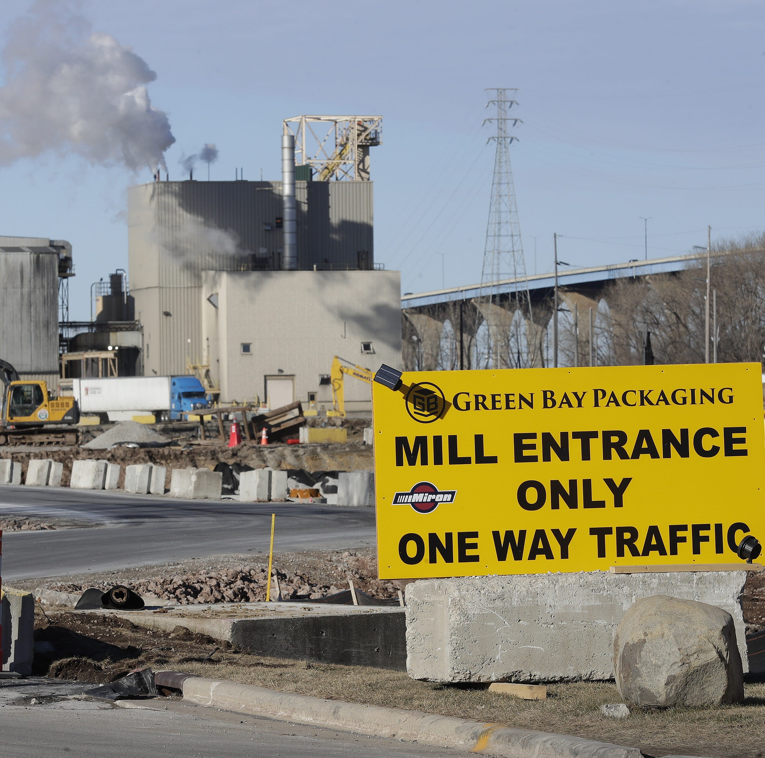 Green Bay Packaging: Brown County Board OKs 2.9M more in aid for paper-mill expansion