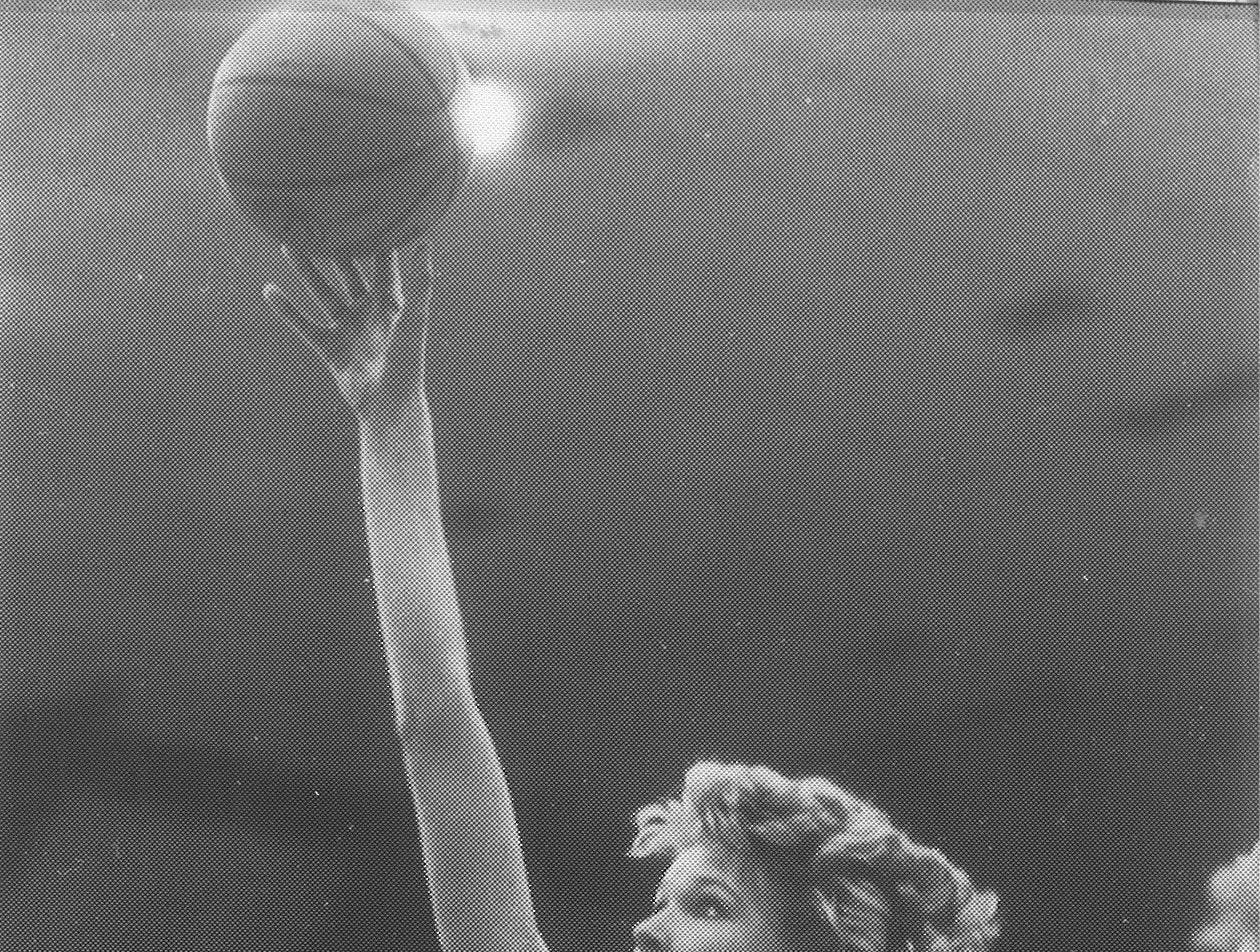 Former CMR star Lisa McLeod scored 1,470 points for the Montana Lady Griz from 1986-89.