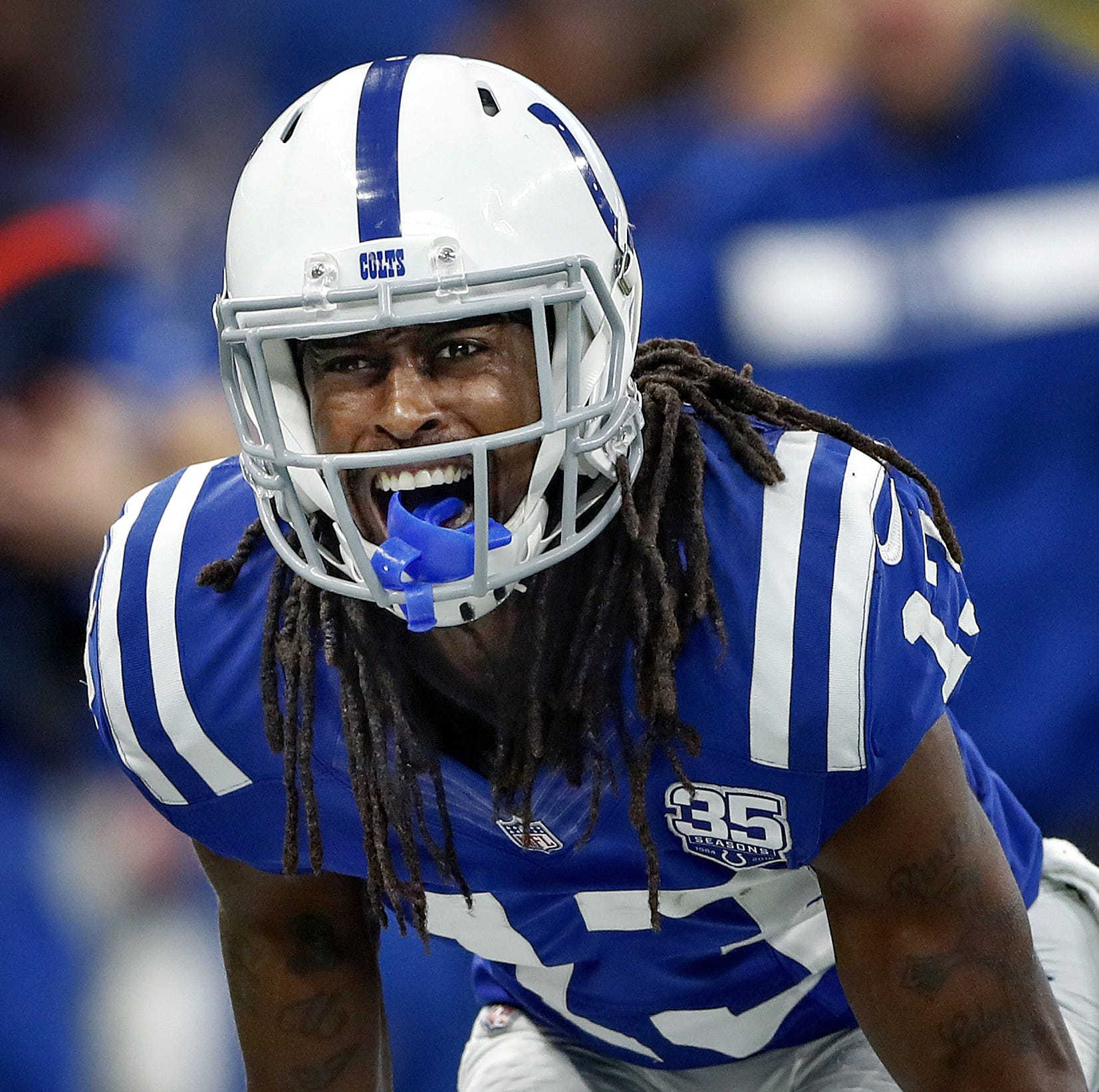 Reggie Wayne, Frank Reich: Colts need another 'dog' at WR to pair with T.Y. Hilton