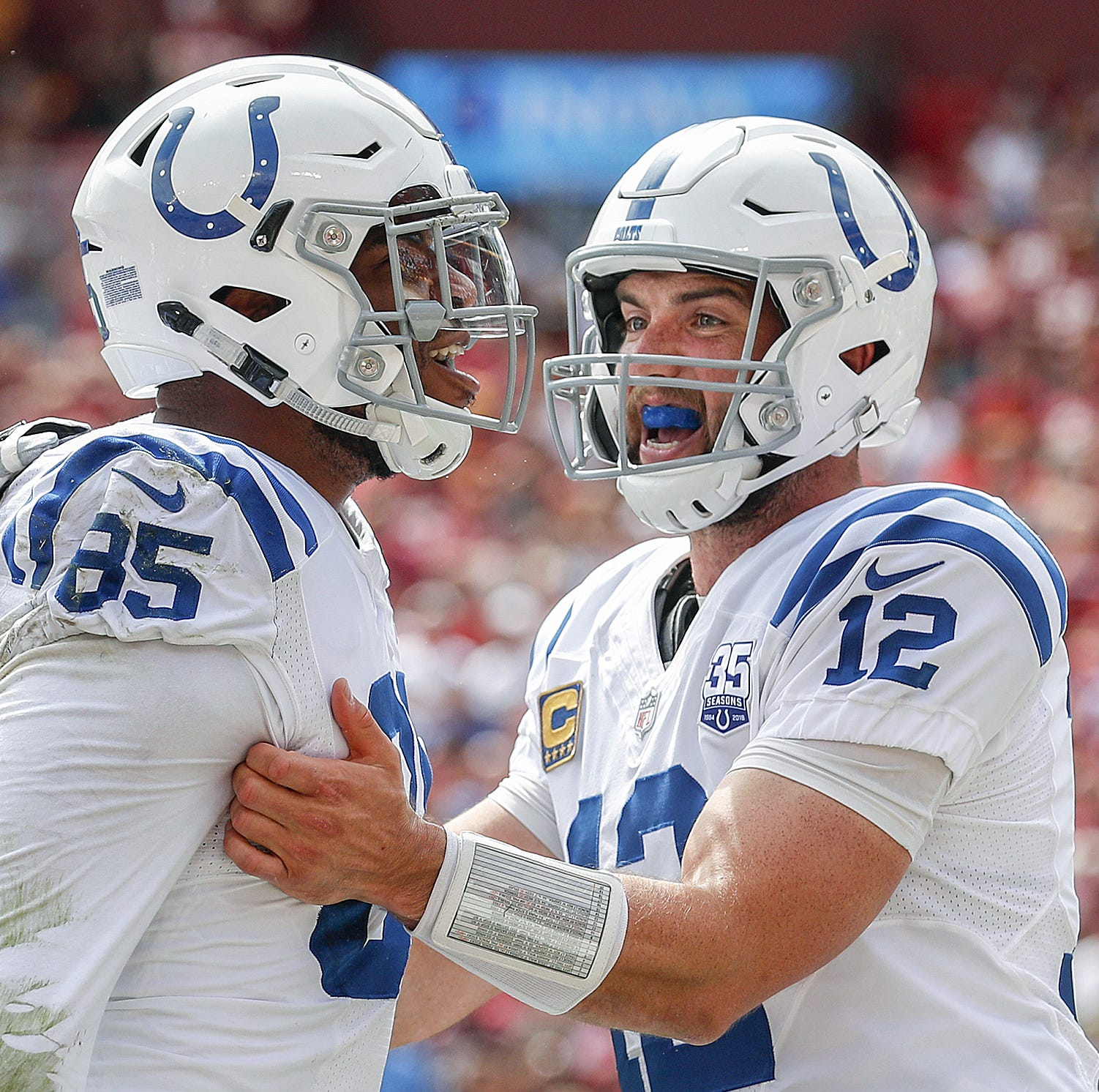NFL power rankings: Colts fight for position with Steelers, Ravens
