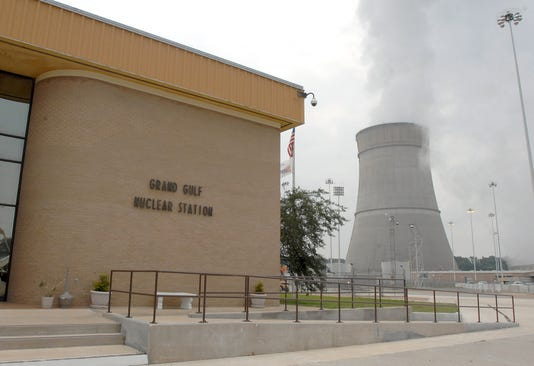 grand gulf nuclear power plant outage safety reliability in
