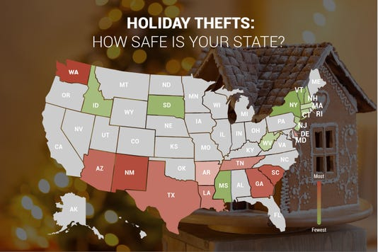 Viv Holiday Theft Map