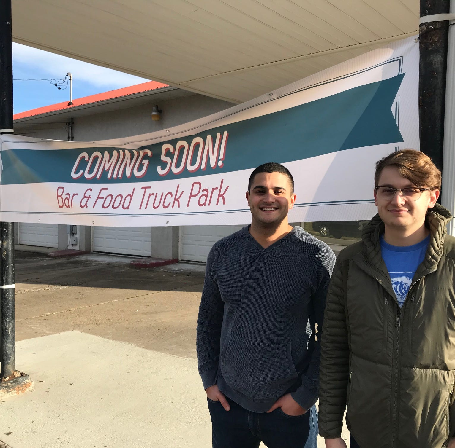 Food truck park with indoor bar coming to South Knoxville