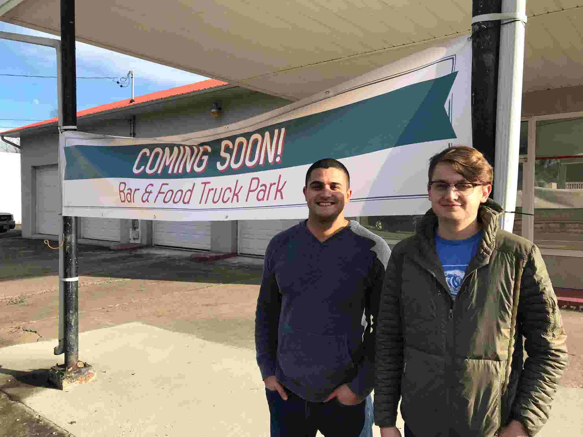 Knoxville food truck park clears hurdles, gets ready for service