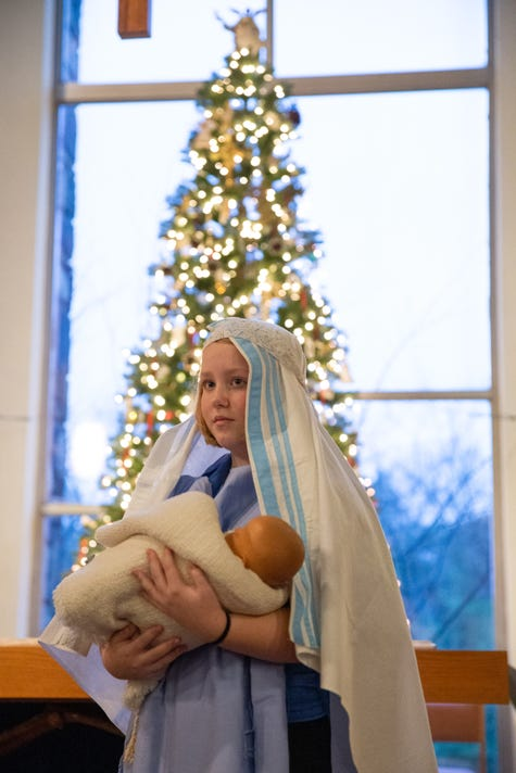 Kns Nativity RANK 1 or 2