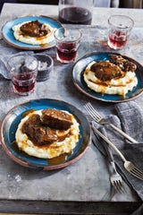 "Bourbon and Cola Beef Short Ribs from ""Instantly Southern"" cookbook"
