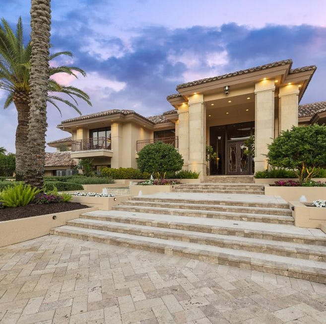 Got $25M? Red Sox owner is selling his mind-blowing mansion