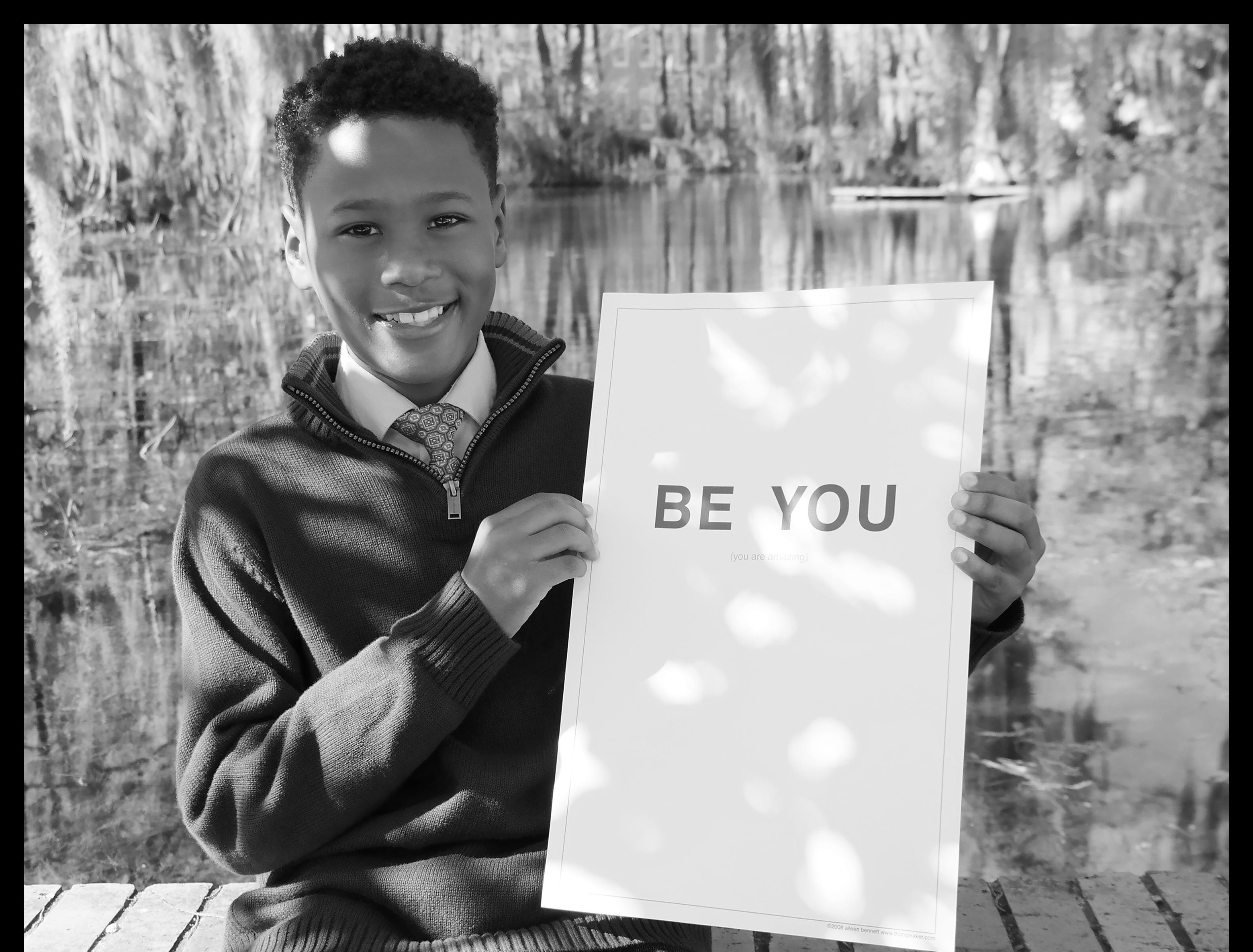 Be You: Kelon George
