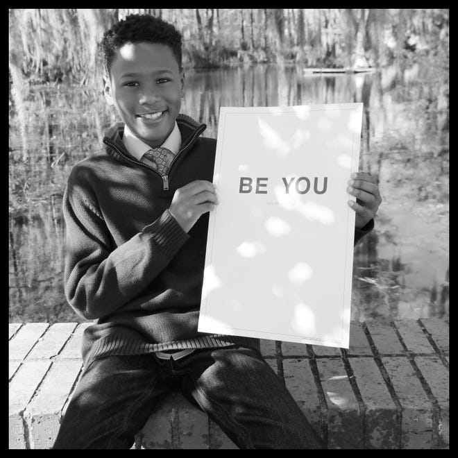 Kelon George is this week's Be You spotlight.