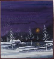 2003 - Ron Stokes, 'Birch Stand'
