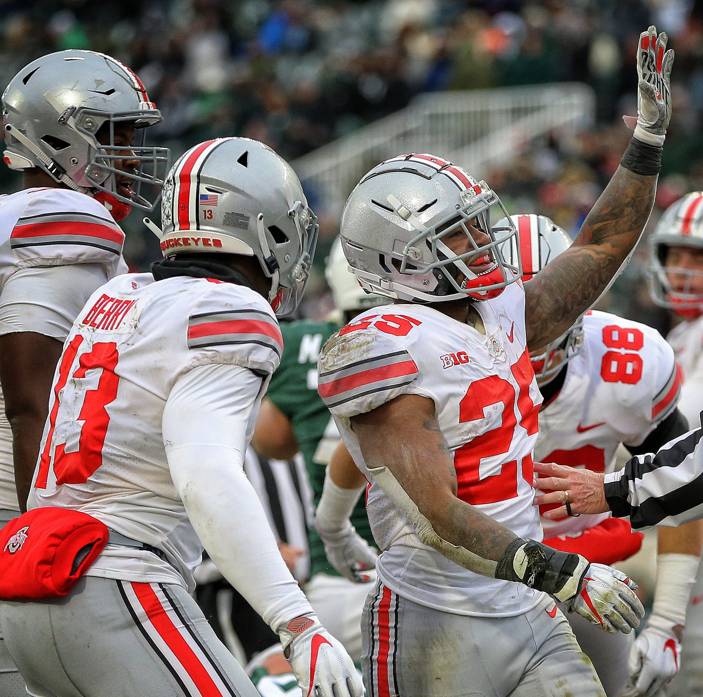 Bowled over: Buckeyes opt to play for roses, rather than sit