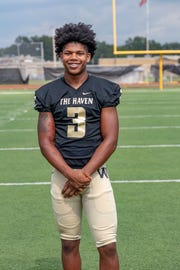 Tamerion McDonald is a junior at Whitehaven High School