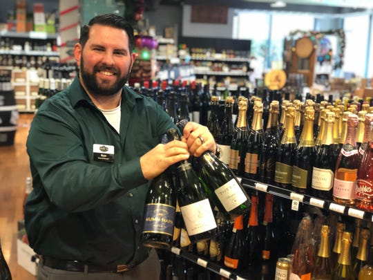 Doc's Wine, Spirits & More General Manager Ryan Gill offers three suggestions for bubbly on New Year's Eve.