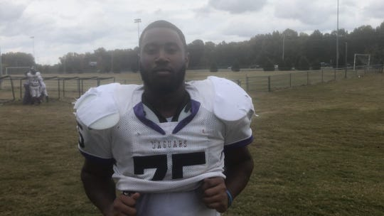 Kristian Williams is a senior at Southwind High School