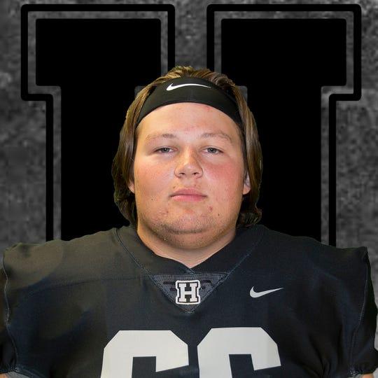 Kip Frankland is a senior at Houston High School
