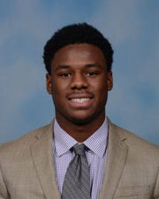Maurice Hampton is a senior at Memphis University School