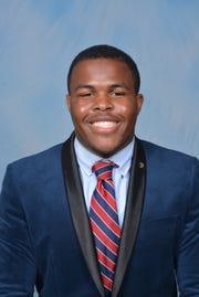 Dorian Hopkins is a senior at Memphis University School