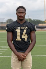Keveon Mullins is a senior at Whitehaven High School