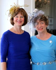 Cindy Hile and Marilyn Hilbert