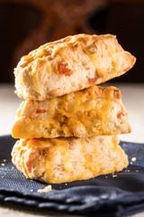 Technique is key to producing the best scones, including these apricot-orange gluten-free scones from Honeybee Inn.