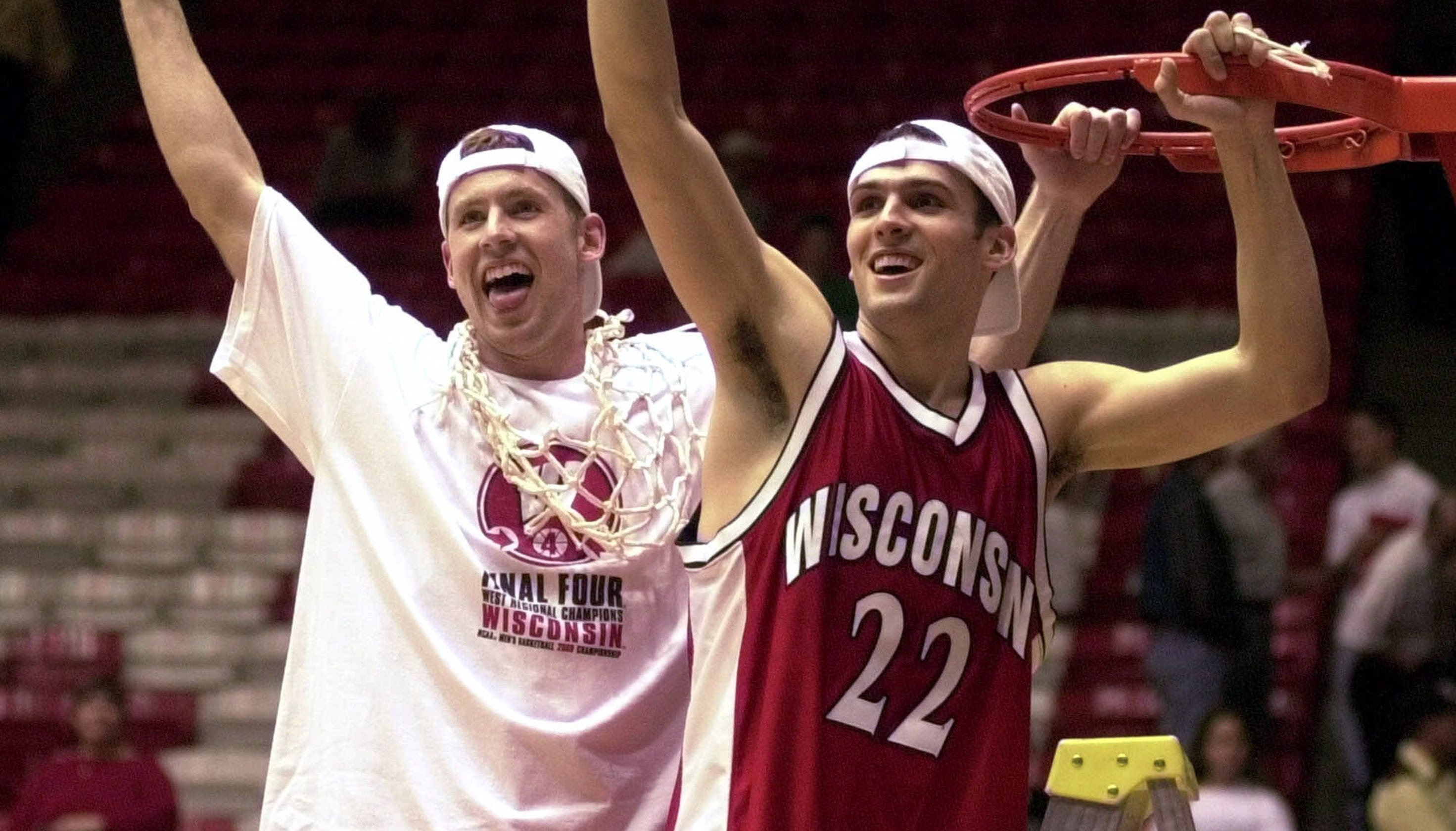 Oral history of the 2000 Wisconsin Badgers Final Four basketball team