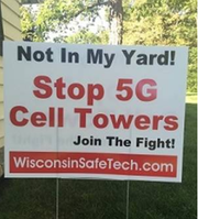 The Greendale-based Wisconsin for Safe Technology has geared up to oppose the rollout of 5G, citing health concerns from microwaves the dense network of 5G antennas will generate.