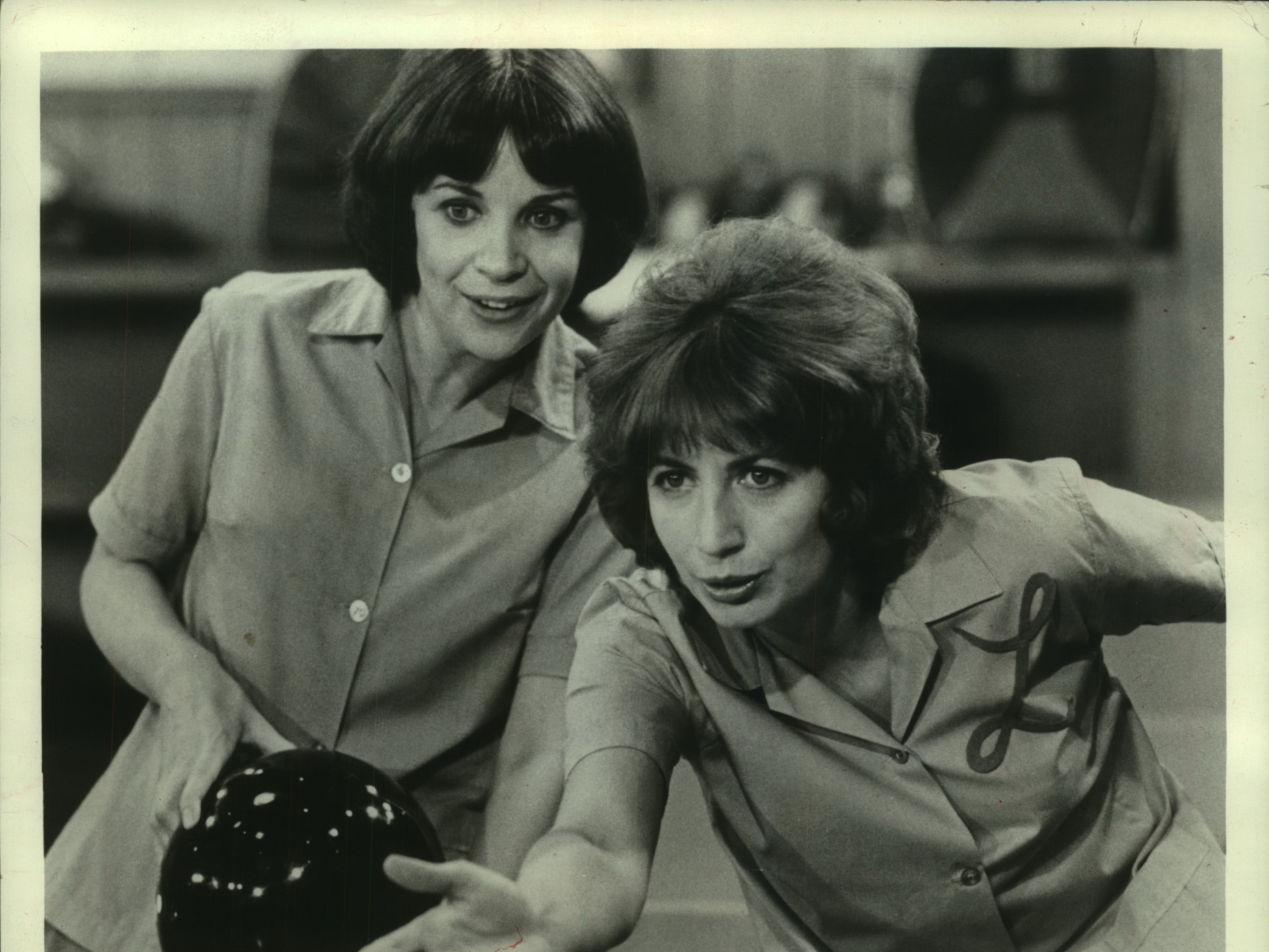 """""""Laverne & Shirley,"""" starring Cindy Williams and Penny Marshall, was set in Milwaukee. The show and """"Happy Days' were a main source of the impressions that people nationally have of Milwaukee."""