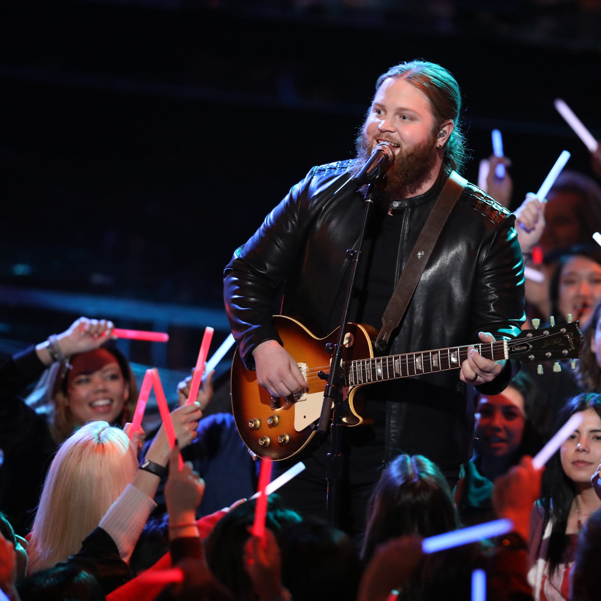 He finished second on 'The Voice.' Now Wisconsin country rocker Chris Kroeze is living the dream.