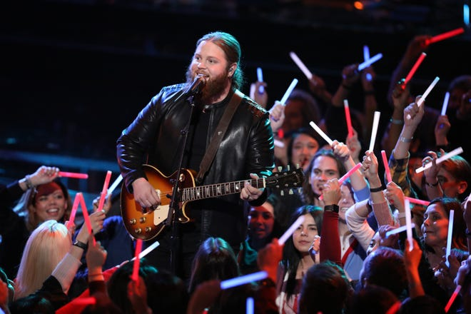 "Chris Kroeze kicked off part one of ""The Voice"" finale Dec. 17 with his cover of Lynyrd Skynyrd's ""Sweet Home Alabama."""