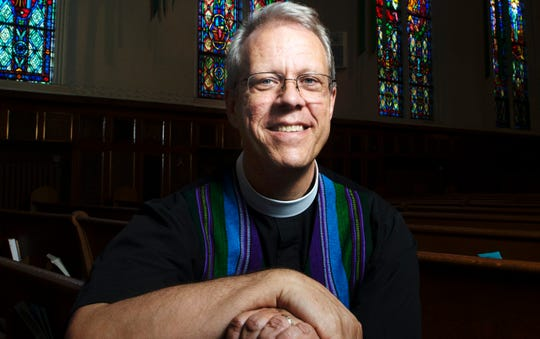 Paul Erickson, bishop of the Greater Milwaukee Synod of the Evangelical Lutheran Church in America.