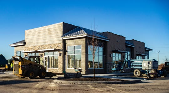 A new Chick-fil-A is among businesses moving into the new Meadow Ridge development at 1400 Capitol Drive, Pewaukee.