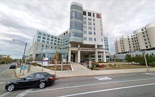 Columbia St. Mary's Hospital, Milwaukee.