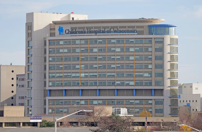 File photo of Children's Wisconsin Hospital-Milwaukee.