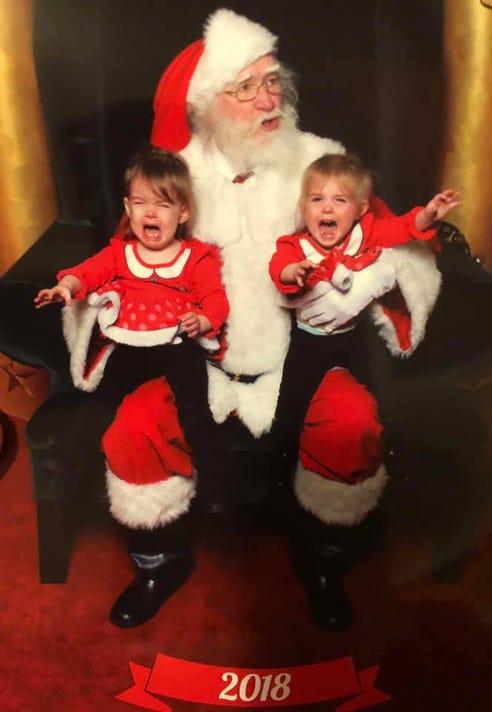 Santa Kids 01