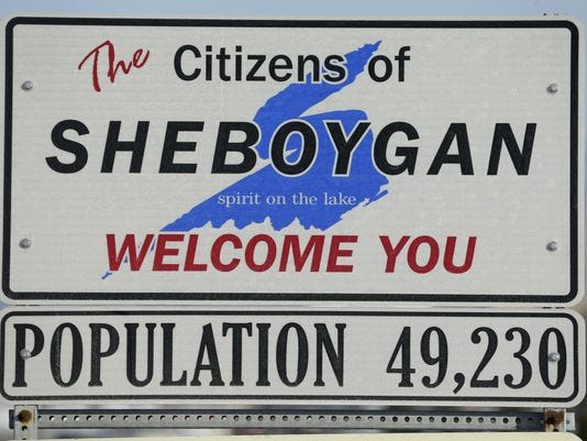 Welcome To Sheboygan