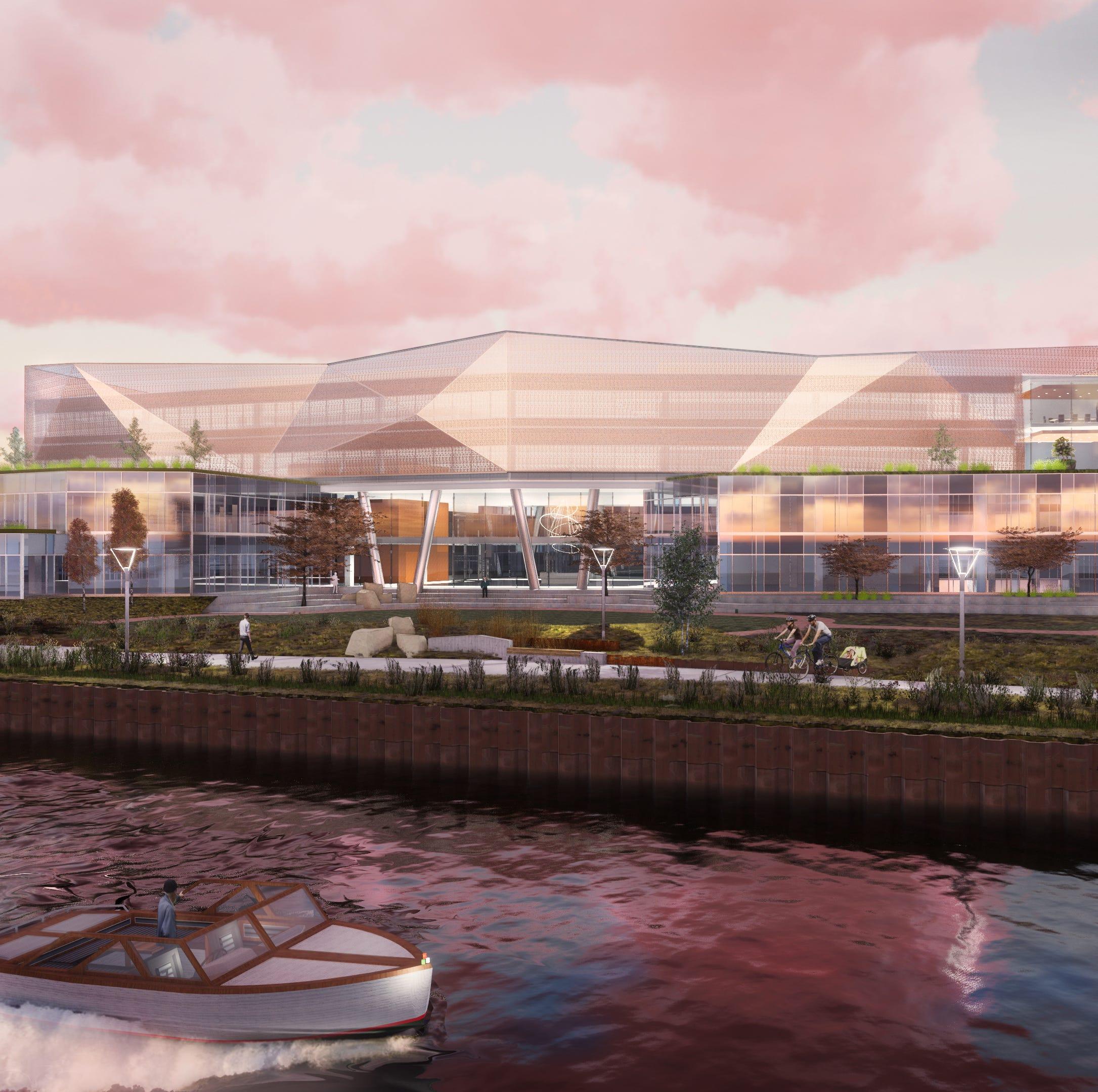 City plan to spend $40 million on Komatsu development in Harbor District wins final OK -- and criticism