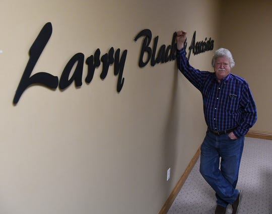 Larry Black, the principal broker of Larry Black & Associates, is retiring at the end of the year and closing his real estate office. Black has sold real estate for 31 years, and opened his own office in 1998.