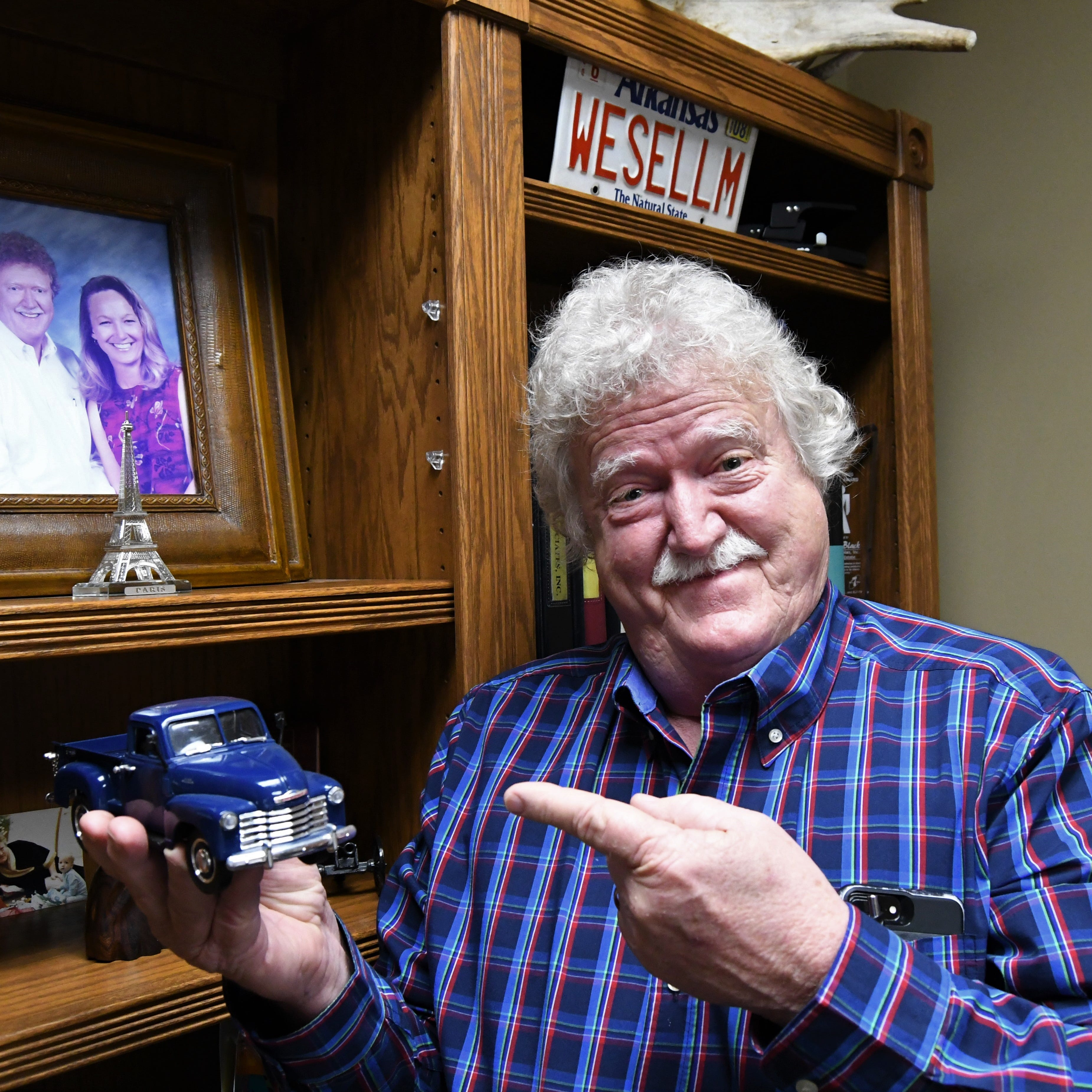Mountain Home realtor 'sold' on retirement after 31 years, plans to settle down at ranch